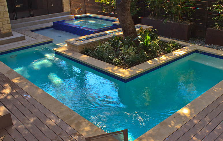 Custom Pool Builder - Swimming Pool Construction ...