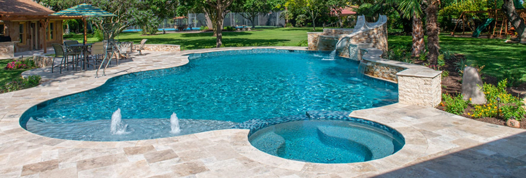 Free Form Pools Challenger Pools Best Swimming Pool
